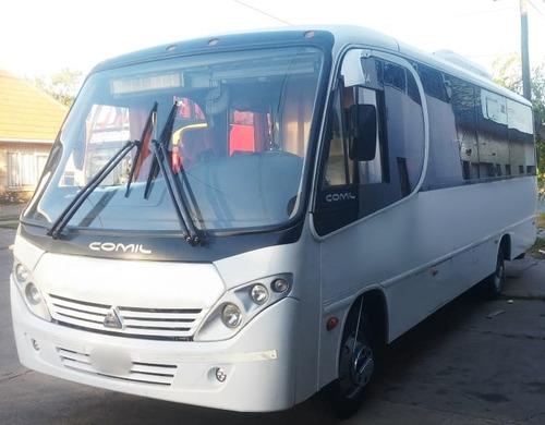 Imagen 1 de 6 de Minibus Agrale Con Mwm Comil 24+1 2012