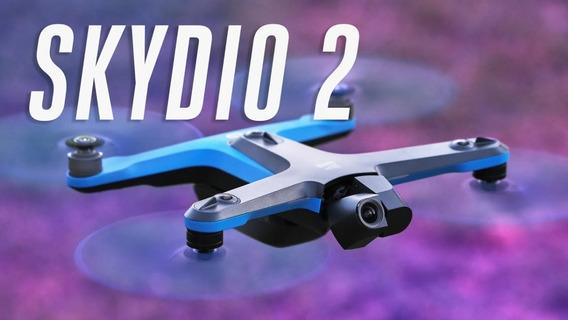Drone Skydio 2 + Controle Baterias Beacon Carrega Lentes Etc