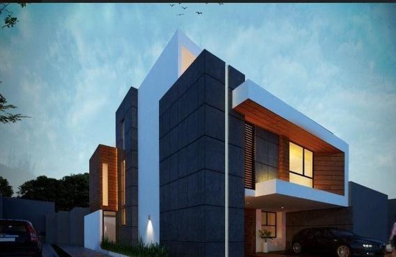 Casa A Diseñar En Parque Guanajuato, Lomas De Angeópolis