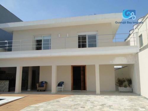 Imagem 1 de 30 de Casa À Venda  No Jardim Virginia - Praia Da Enseada - Guarujá - Ca1808