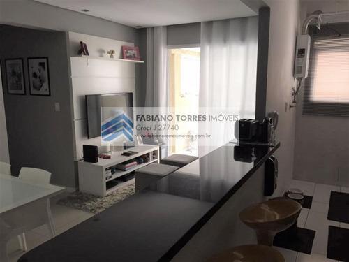 Apartamento Para Venda Em São Bernardo Do Campo, Vila Duzzi, 2 Dormitórios, 1 Suíte, 2 Banheiros, 2 Vagas - 1849_2-858131