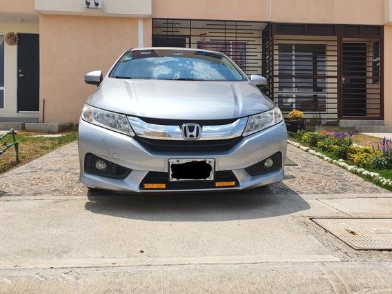 Honda City 1.5 Lx Mt 2017