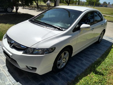 Vendo Honda Civic 1.8 Exs 2011 Mt , 1ra Mano ,30mil Kms