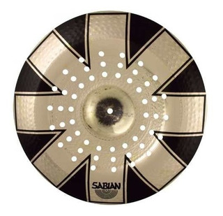 Platillo 19 P. Holy China Aa Br Red Hot Chili Peppers Sabian
