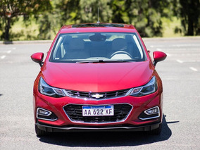 Chevrolet Cruze Ltz 1.4tn 5p Manual 0km Año 2017 Rb