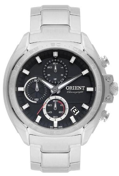Relógio Orient Masculino Ref: Mbssc175 P1sx Cronógrafo