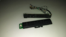 Sensor + Teclado (botões) P/ Sony Kdl-32bx355