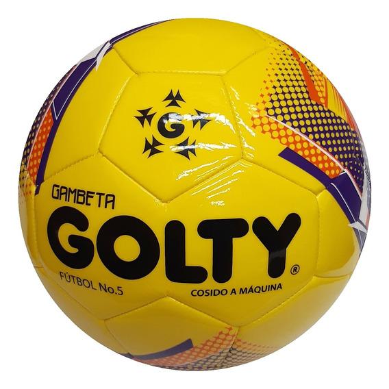 Balón De Fútbol Golty Training Gambeta No.5