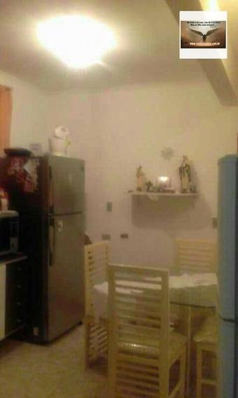 Casas Residenciais 4x1 De 125 M² Com 01 Dormitório À Venda, Jardim Las Vegas, Santo André. - Ca0081