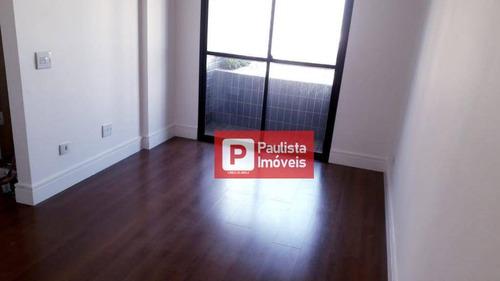 Apartamento Com 2 Dormitórios À Venda, 78 M²  - Vila Mascote - São Paulo/sp - Ap26319