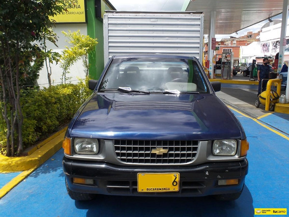 Chevrolet Luv 1.6 Furgón