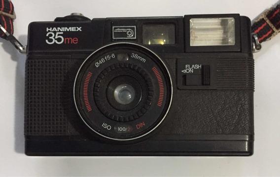 Hanimex 35me - Câmera Fotográfica Analógica 38mm