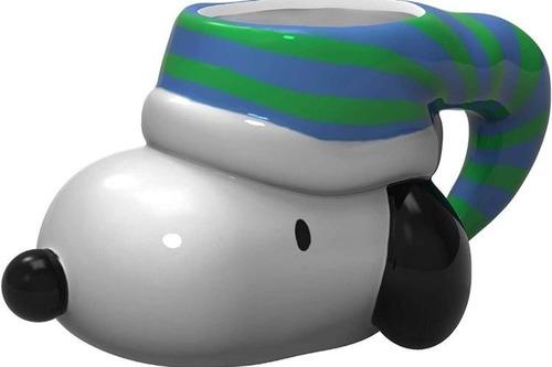Imagen 1 de 2 de Taza 3d Snoopy Peanuts