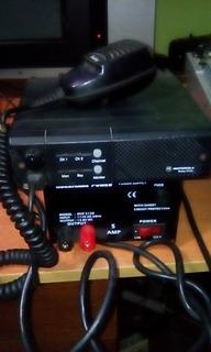 Radio Móvil Transmisor Motorola Pro 3100 Y Radius M120