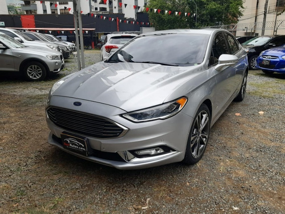 Ford Fusion Titanium Triptonico 2.0 Ct T 2017
