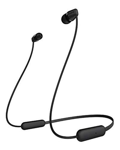 Imagen 1 de 7 de Sony Wic200 - Auriculares In-ear Inalámbricos