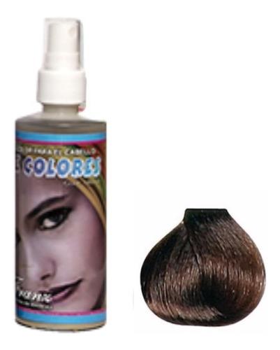 ¡ Laca Temporal Colores Para Cabello Mechones Spray Color !!