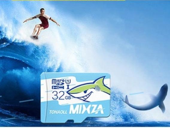 Cartão De Memória Mixza Tohaoll 32gb Ocean Series Micro Sd
