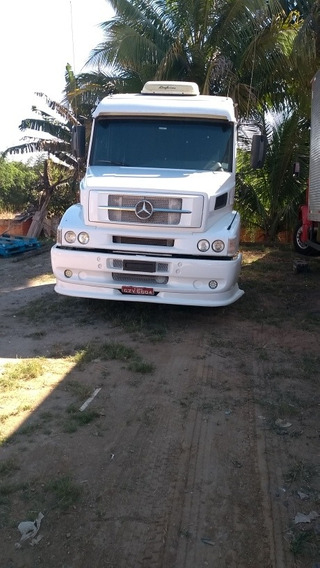 Mercedes-benz Cavalo Mecânico