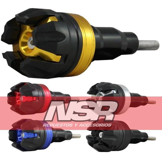 Slider Cuadro Rosca 8mm Ktm Duke 200/390 Rouser Ns 200 Nsr
