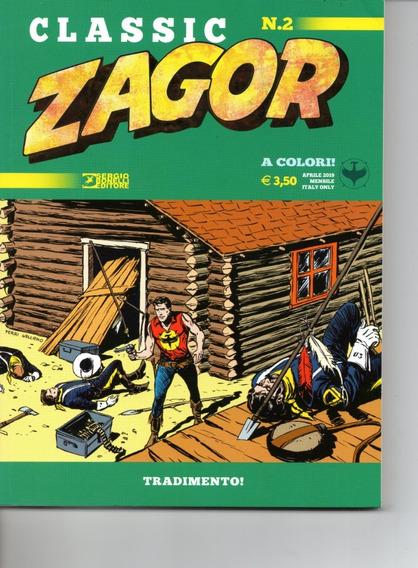 Zagor Classic 2 - Sbe 02 - Bonellihq Cx253 I19