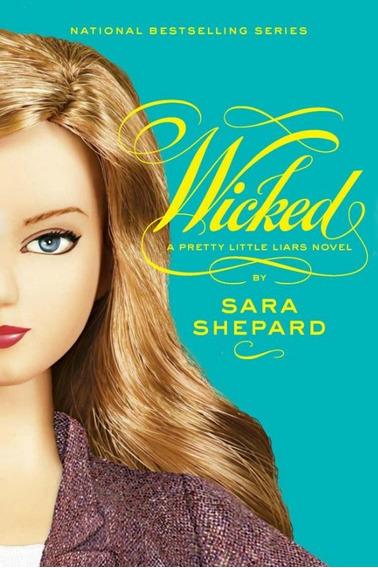 Wicked Pretty Little Liars Sara Shepard Com Brinde