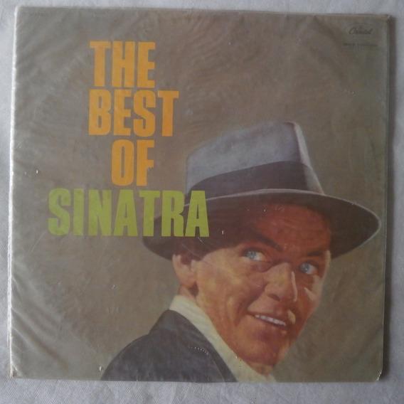 Lp The Best Of Sinatra 1971, Disco De Vinil
