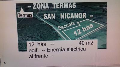 Chacra - 12 Has Zona Termas San Nicanor /paysandu