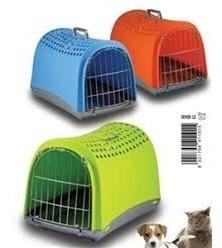 Imagen 1 de 2 de Kennel Transportador 50 X 32 X 34.5 Para Perro O Gato