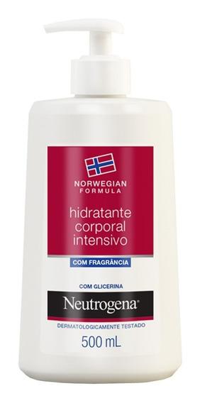 Norwegian Formula Com Fragrância Neutrogena - Hidratante Corporal Intensivo 500ml