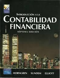 Libro Introducción Contabilidad Financiera 7 Edición