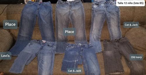 6 Pantalones Talla 12 Para Nino Mercado Libre