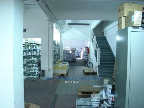 Iza. Venta Local Industrial En Tres Cruces La Comercial