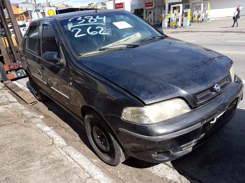 Sucata Fiat Siena Elx 2002 2003 (somente Peças)