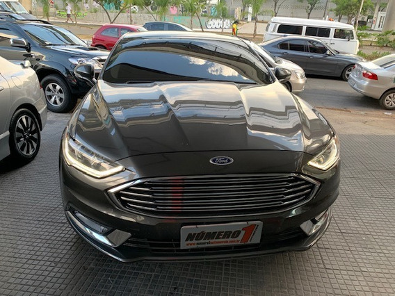 Ford Fusion 2017 2.0 Sel Ecoboost Aut. 4p