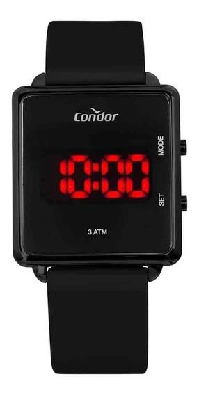 Relógio Condor Feminino Digital Led Cojhs31bae/2p