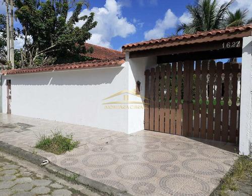 Casa Com 1 Dorm, Cibratel Ii, Itanhaém - R$ 240 Mil, Cod: 1404 - V1404