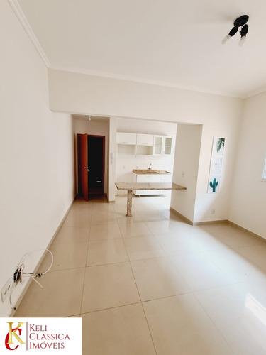 Imagem 1 de 9 de Aluga-se Apartamento Com 45m² No Bairro Nova Aliança Na Zona Sul De Ribeirão Preto-sp, Com 1 Dormitório, 1 Vaga De Garagam, Sala Com Espaço Amplo - Ap00485 - 69333385