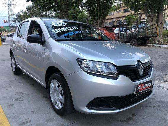 Renault Sandero 2019 Completo 1.0 Flex 19.000 Km Novo