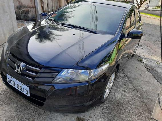 Honda City 1.5 Lx Flex Aut. 4p 2011