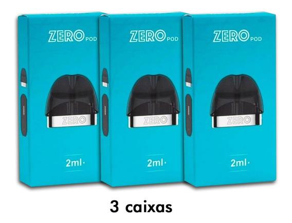 3 Caixas De Coil Cartucho Para Renova Zero .. Original