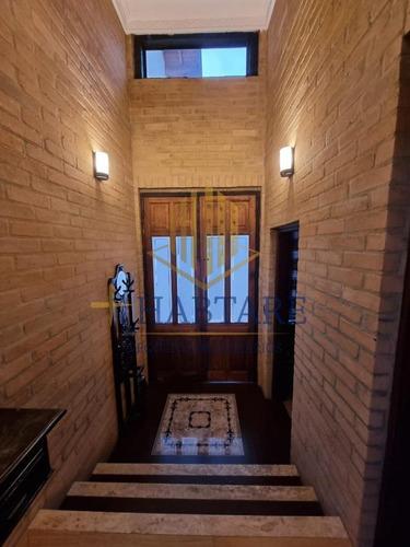 Casa Em Condomínio Para Venda Em Hortolândia, Condomínio Green Park, 5 Dormitórios, 5 Suítes, 6 Banheiros, 3 Vagas - Casa 74_1-1434778