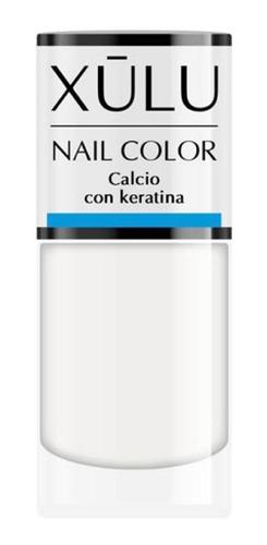 Calcio Para Uñas Xúlu Nail Color Con Keratina Z806