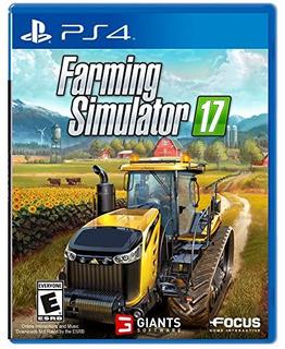 Ps4 Farming Simulator 17