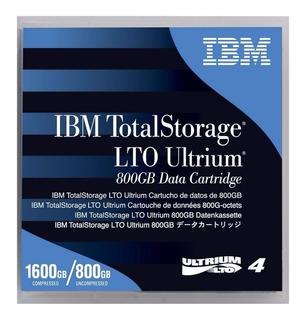 Cinta Ibm Lto 4 Ultrium Data Cartridge (800gb/1.6tb) 95p4436