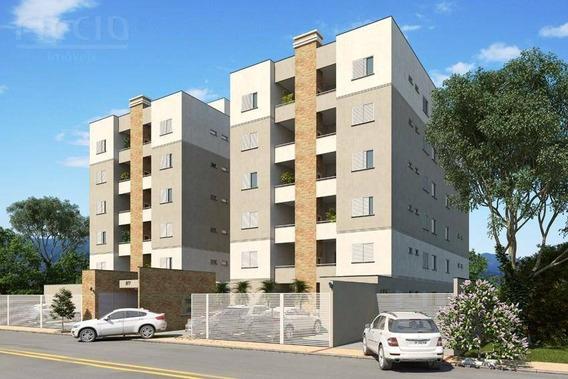 Apartamento Com 2 Dormitórios À Venda, 68 M² Por R$ 234.080 - Centro - Pindamonhangaba/sp - Ap2063