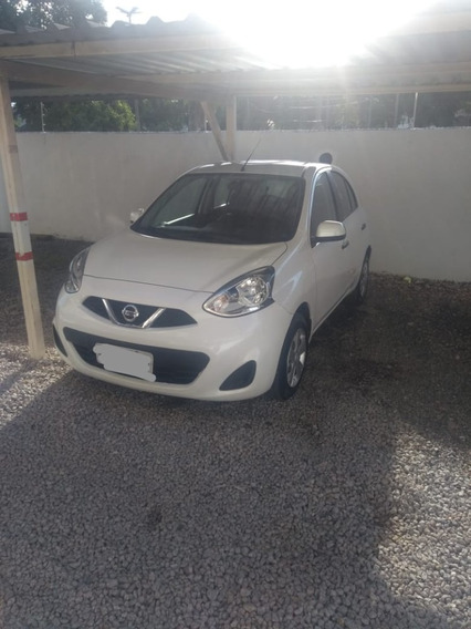 Nissan March 1.0 16v 5p Flex - 2014/2015 - Branco Perolizado