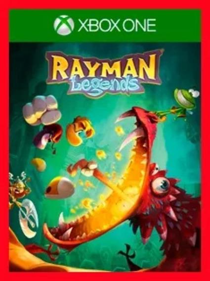 Rayman Legends Em Portugues Xbox One - Offline