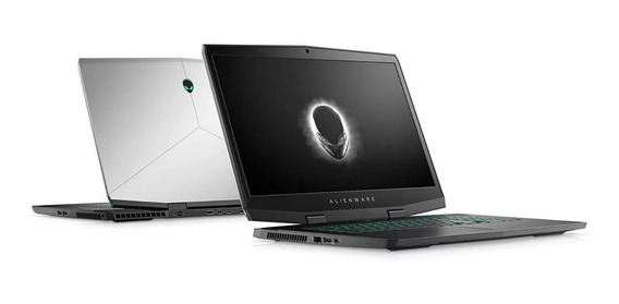 Notebook Alienware M17 I7-8750 8gb Rtx2060 256gb Ssd+1tb Hd