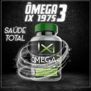 Omega 3/com 100 Capsulas (3 Unidades) 500mg Ix1975